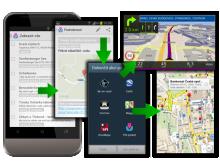 Jak funguje sdílení z mobilu