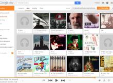 Hudba Google