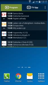 Widget FDB.cz