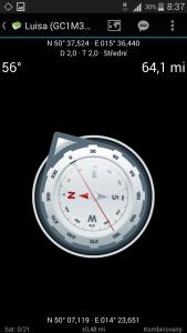 C:geo - kompas